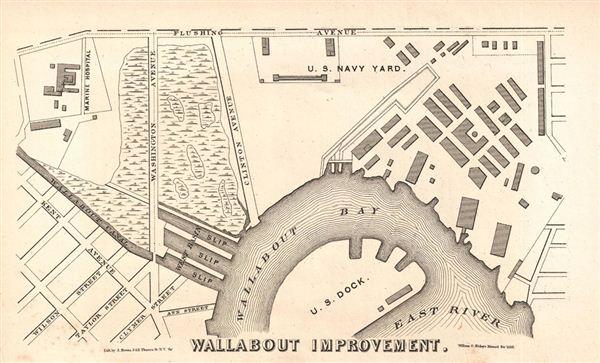 Wallabout Improvement. - Main View