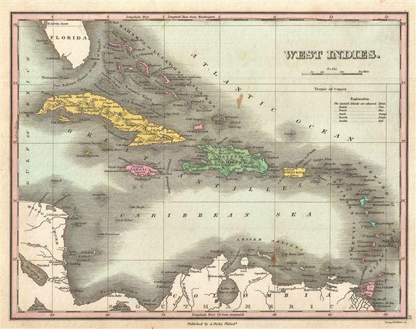 West Indies. - Main View