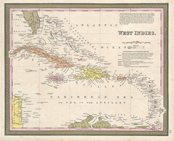 West Indies. - Main View
