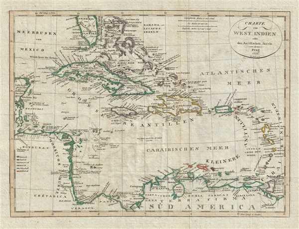 Charte von West_Indien oder den Antillischen_Inseln.