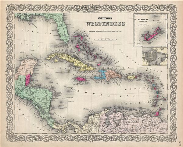 Colton's West Indies. - Main View