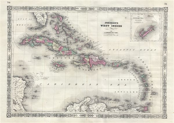 Johnson's West Indies.