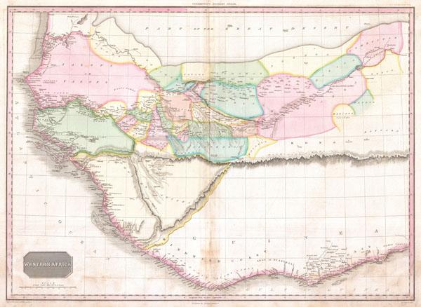 Western Africa.