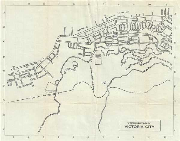 Western District of Victoria City.