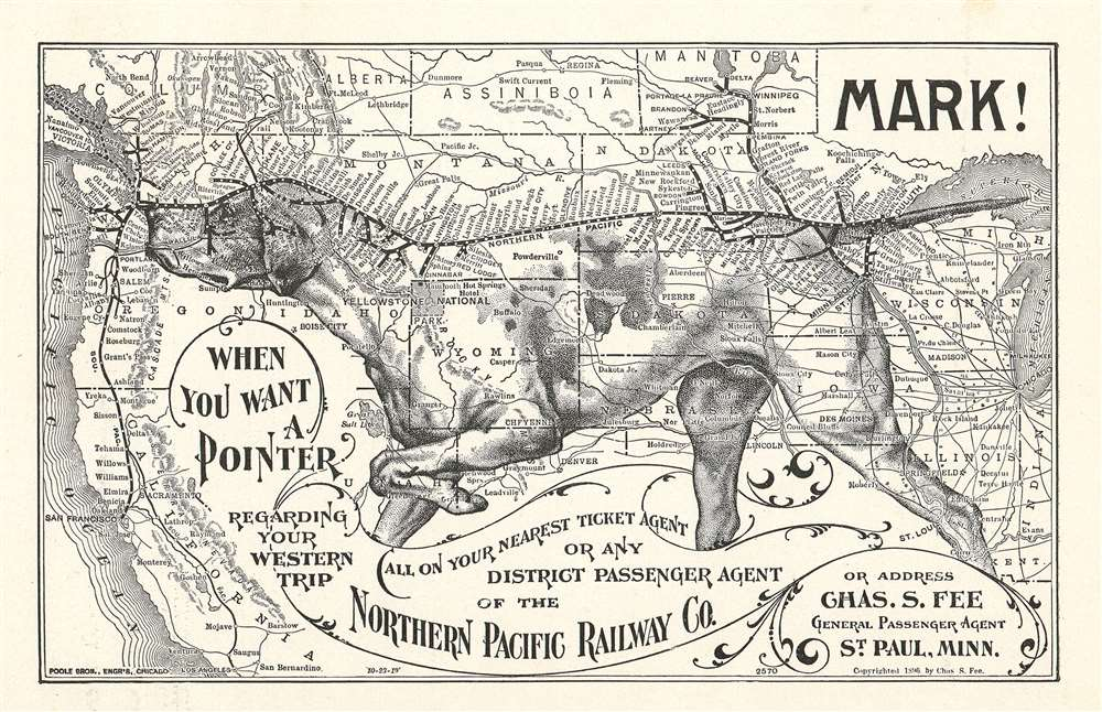 northern pacific railroad map Mark When You Want A Pointer Regarding Your Western Trip northern pacific railroad map