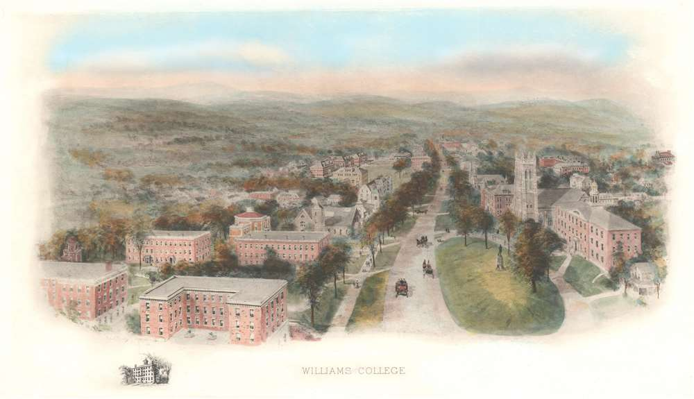 Williams College. - Main View