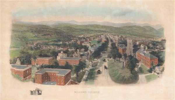 Williams College. - Main View