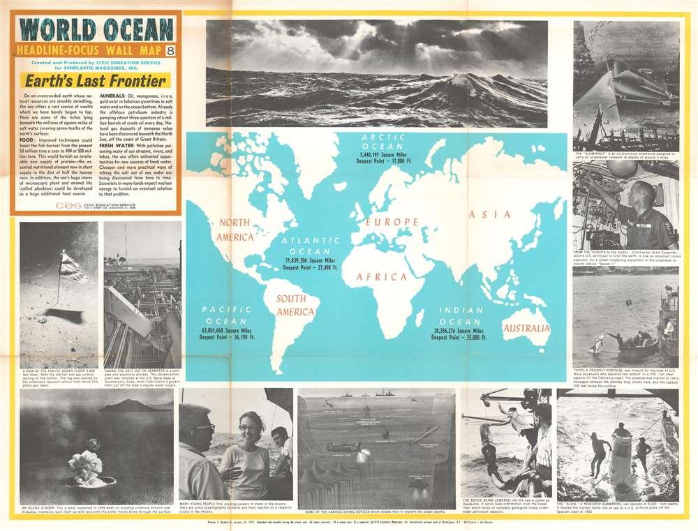 World Ocean. - Main View