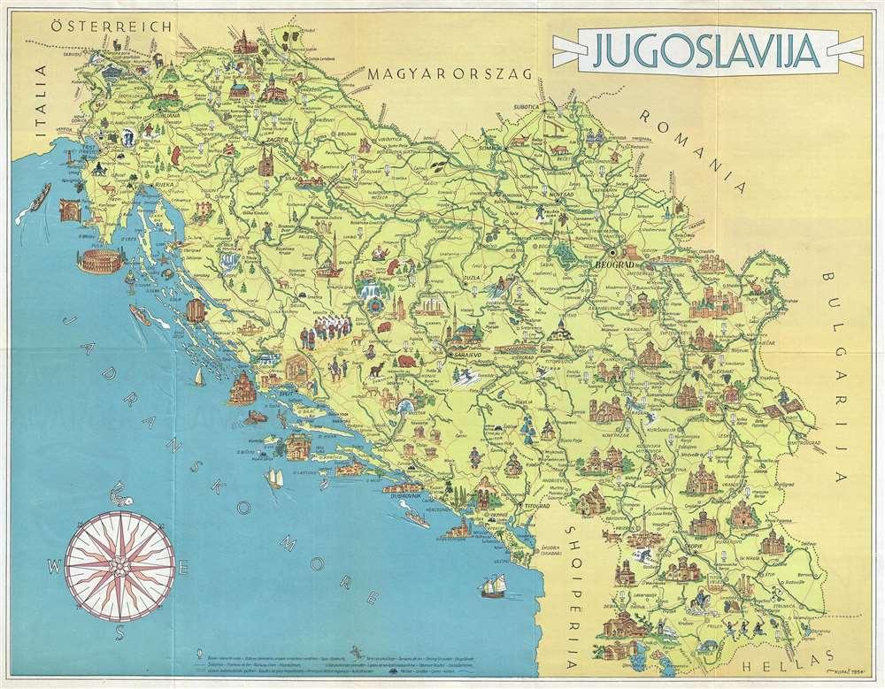 Jugoslavija.