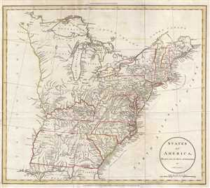 Geographicus Rare Antique Maps - Map of or