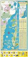 Miami Miami Beach Tourguide Map. - Main View Thumbnail