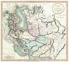 1801 Cary Map of Persia ( Iran, Iraq, Afghanistan ) , A New Map of Persia, from the Latest Authorities.