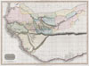 1913 Pinkerton Map of Western Africa (Niger Valley / Mountains of Kong) , Western Africa